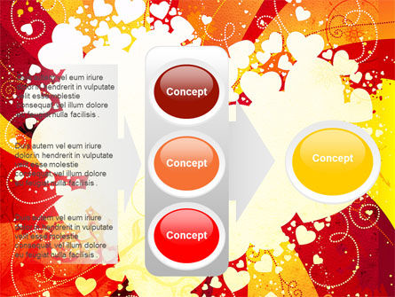 Affectionate PowerPoint Template Slide 11
