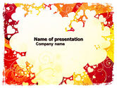 Abstract/Textures: Affectionate PowerPoint Template #05614