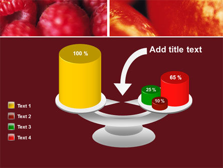 Fresh Fruits PowerPoint Template Slide 10