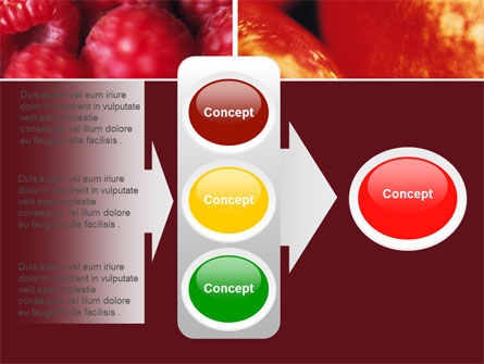 Fresh Fruits PowerPoint Template Slide 11
