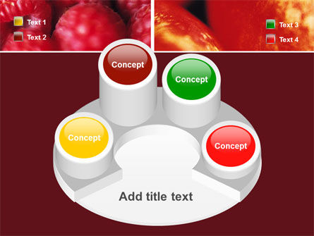 Fresh Fruits PowerPoint Template Slide 12