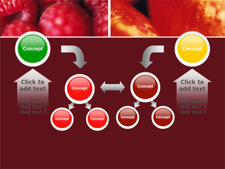 Fresh Fruits PowerPoint Template Slide 19