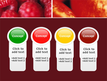 Fresh Fruits PowerPoint Template Slide 5