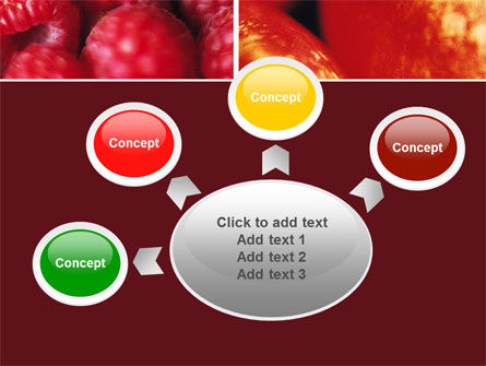 Fresh Fruits PowerPoint Template Slide 7