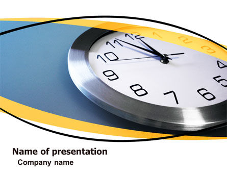 Business: Timeline PowerPoint Template #05618