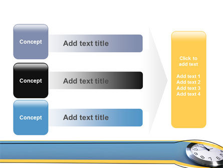 Timeline PowerPoint Template Slide 12