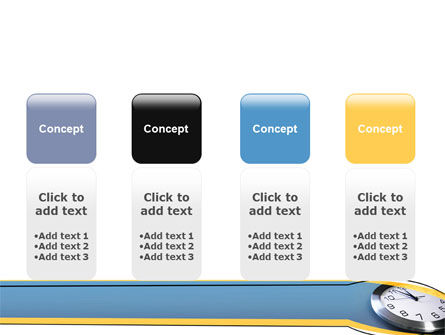 Timeline PowerPoint Template Slide 5