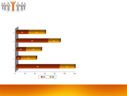 Orange Winner PowerPoint Template Slide 11