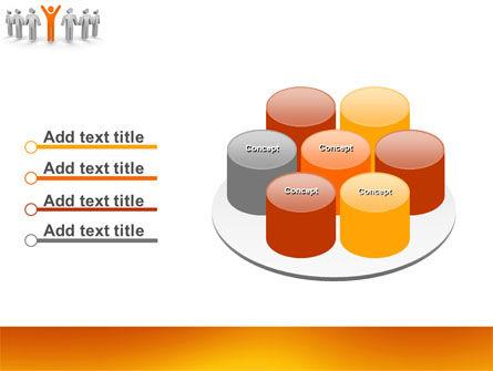 Orange Winner PowerPoint Template Slide 12