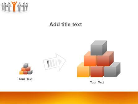 Orange Winner PowerPoint Template Slide 13