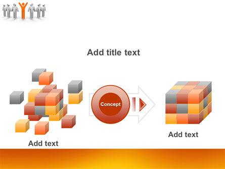 Orange Winner PowerPoint Template Slide 17