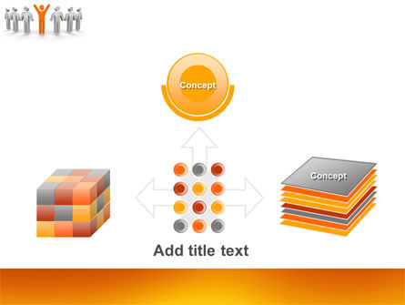 Orange Winner PowerPoint Template Slide 19