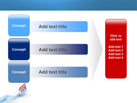 Toothpaste PowerPoint Template Slide 12