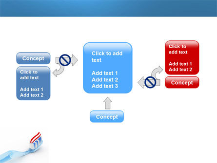 Toothpaste PowerPoint Template Slide 13
