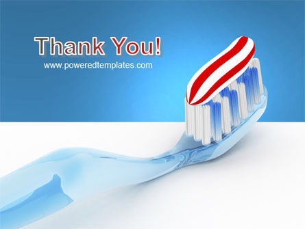Toothpaste PowerPoint Template Slide 20