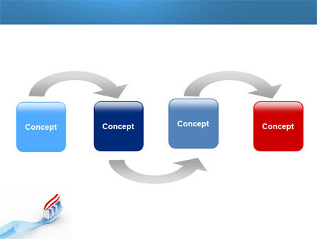 Toothpaste PowerPoint Template Slide 4