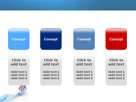 Toothpaste PowerPoint Template Slide 5