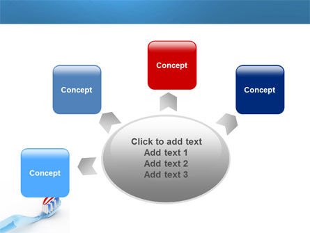 Toothpaste PowerPoint Template Slide 7