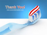 Toothpaste PowerPoint Template#20