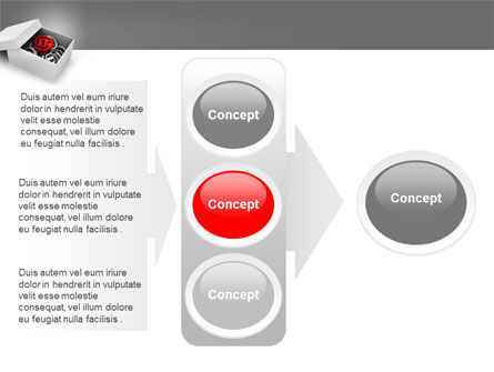 Email Shipping PowerPoint Template Slide 11