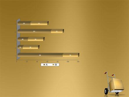 Handcart PowerPoint Template Slide 11