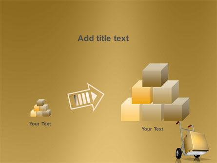 Handcart PowerPoint Template Slide 13