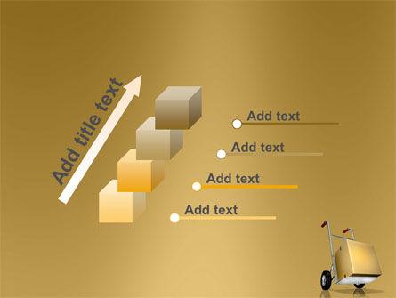 Handcart PowerPoint Template Slide 14