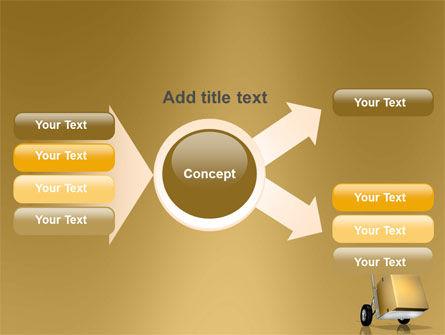 Handcart PowerPoint Template Slide 15