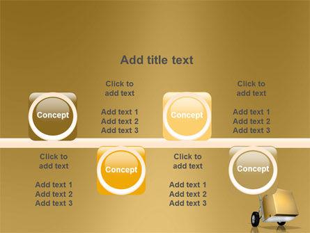 Handcart PowerPoint Template Slide 18
