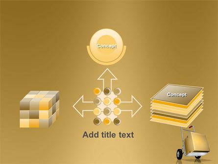 Handcart PowerPoint Template Slide 19