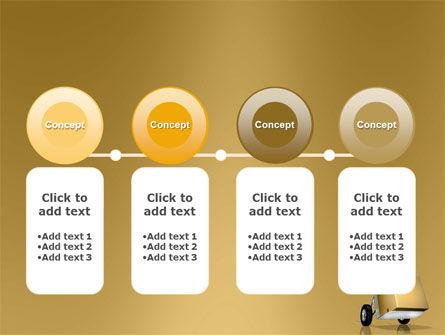 Handcart PowerPoint Template Slide 5
