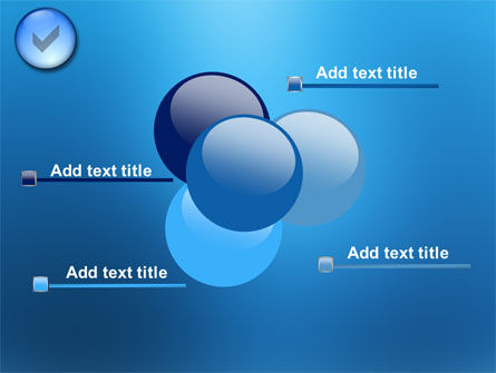 Tick PowerPoint Template Slide 10