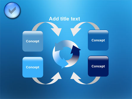 Tick PowerPoint Template Slide 6