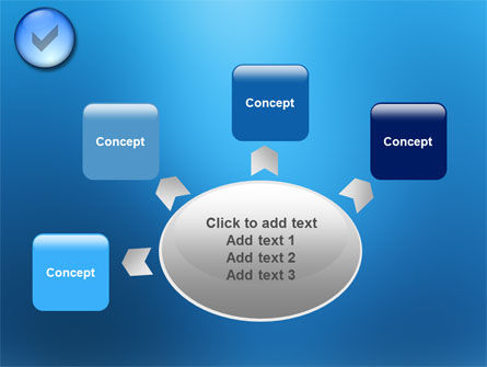 Tick PowerPoint Template Slide 7