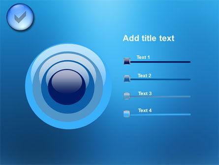 Tick PowerPoint Template Slide 9