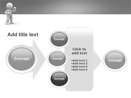 Doctor Of Medicine PowerPoint Template Slide 17