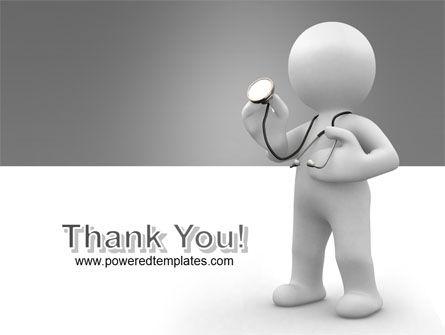 Doctor Of Medicine PowerPoint Template Slide 20