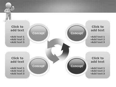 Doctor Of Medicine PowerPoint Template Slide 9