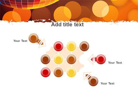 Disco PowerPoint Template Slide 10
