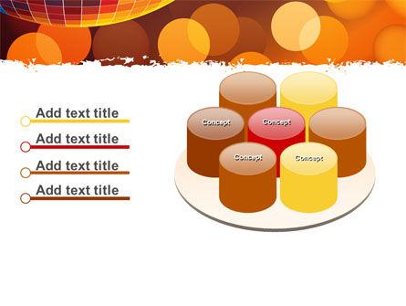 Disco PowerPoint Template Slide 12