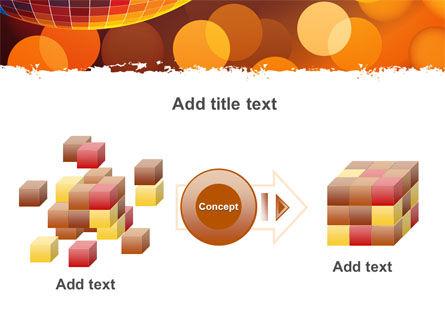 Disco PowerPoint Template Slide 17