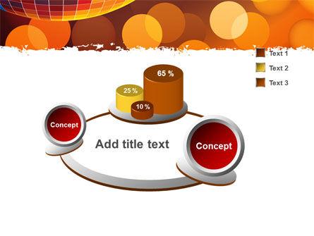 Disco PowerPoint Template Slide 6