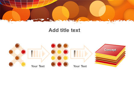 Disco PowerPoint Template Slide 9