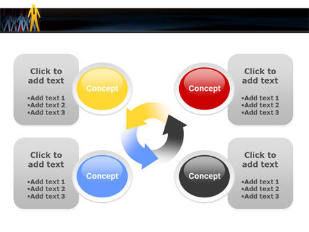 Business Young Professionals PowerPoint Template Slide 9