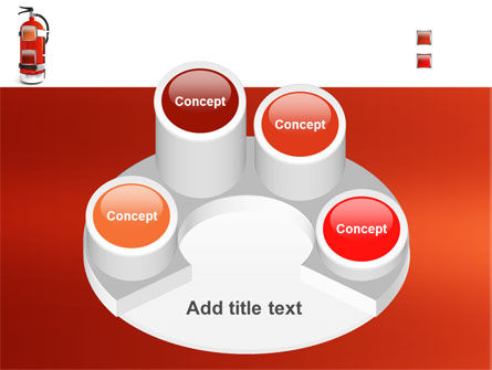 Fire Extinguisher PowerPoint Template Slide 12