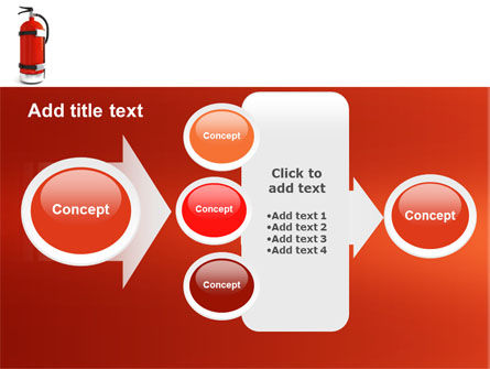 Fire Extinguisher PowerPoint Template Slide 17