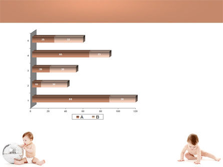 Sweet Babies PowerPoint Template Slide 11