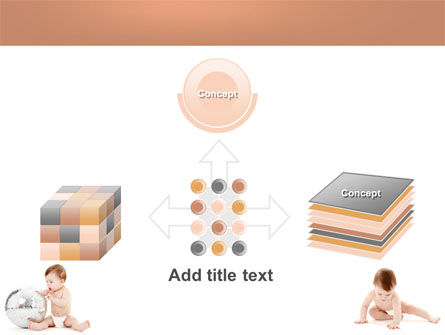 Sweet Babies PowerPoint Template Slide 19