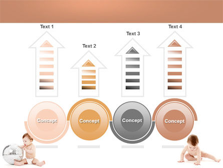 Sweet Babies PowerPoint Template Slide 7