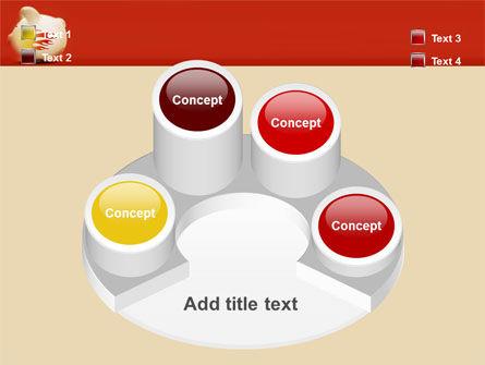 Piggy Bank PowerPoint Template Slide 12